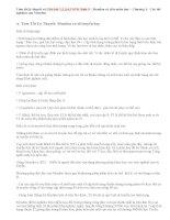Giải bài 1,2,3,4,5 SGK Sinh 9 : Menđen và di truyền học