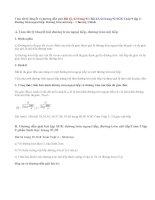 Bài 61,62,63,64 trang 91,92 SGK Toán 9 tập 2: Đường tròn ngoại tiếp. Đường tròn nội tiếp