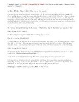 Giải bài 1,2 trang 10 SGK Sinh 8 : Bài Cấu tạo cơ thể người