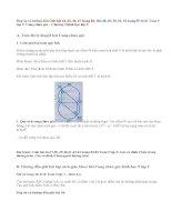 Giải bài 44,45,46, 47,48,49, 50,51,52 trang 86,87 SGK Toán 9 tập 2: Cung chứa góc