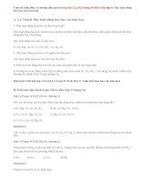 Giải bài tập 1,2,3,4,5 trang 54 SGK Hóa 9: Dãy hoạt động hóa học của kim loại