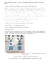 Giải bài 1,2,3 trang 71 SGK Sinh 9: Đột biến số lượng nhiễm sắc thể (tiếp theo)
