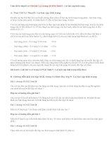 Giải bài 1,2,3 trang 16 SGK Sinh 9 : Lai hai cặp tính trạng