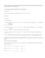 Giải bài 25,26,27 ,28,29,30 ,31,32,33 trang 52,53,54 Đại số 9 tập 2: Hệ thức Vi-ét và ứng dụng