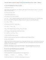 Giải bài 1,2,3,4,5,6 trang 57,58 SGK Hóa 9: Nhôm