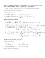 Bài 19,20,21,22,23,24 trang 15 SGK Toán lớp 9 tập 1: Liên hệ giữa phép nhân và phép khai phương