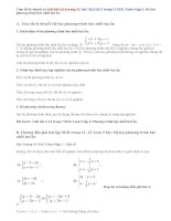 Giải bài 4,5,6,7, 8,9,10,11 trang 11,12 SGK Toán 9 tập 2: Hệ hai phương trình bậc nhất hai ẩn