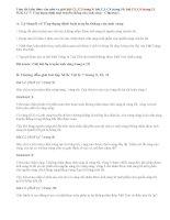 Giải bài C1,C2, C3,C4, C5,C6 trang 9,10,11 SGK Lý 7: Ứng dụng định luật truyền thẳng của ánh sáng