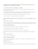 Giải bài C1,C2,C3 ,C4,C5,C6 ,C7,C8 trang 17,18 ,19,20 SGK Lý 8: Sự cân bằng lực  quán tính