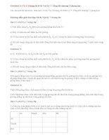 Giải bài C1,C2,C3 trang 26 SGK Lý 7: Tổng kết chương 1 Quang học