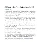 IM conversion review IM conversion suite by dr  amit pareek