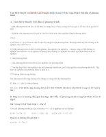 Giải bài 1,2,3 ,4,5 trang 6,7 SGK Toán 8 tập 2: Mở đầu về phương trình
