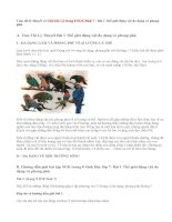 Giải bài 1,2 trang 8 SGK Sinh 7: Thế giới động vật đa dạng và phong phú