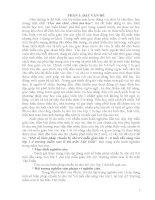 MỘT SỐ BIỆN PHÁP CHUẨN BỊ CHO TRẺ MẪU GIÁO LỚN 5-6 TUỔI SẴN SÀNG VÀO LỚP 1 Ở TRƯỜNG MẦM NON B THỊ TRẤN VĂN ĐIỂN