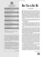 Tạp chí xưa  nay 2008 322