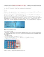 Giải bài 1,2,3,4 trang 50 SGK Sinh 8 : Đông máu và nguyên tắc truyền máu