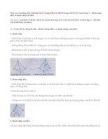 Giải bài 36,37 ,38,39 trang 118,119 SGK Toán 8 tập 2: Hình chóp đều và hình chóp cụt đều
