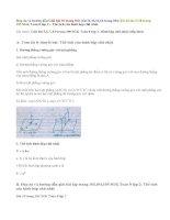 Giải bài 10,11,12 ,13,14,15 ,16,17,18 trang 103,104,105 SGK Toán 8 tập 2: Thể tích của hình hộp chữ nhật