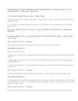 Giải bài C1,C2,C3, C4,C5,C6, C7,C8 trang 40,41, 42 SGK Lý 7: Phản xạ âm  tiếng vang