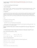 Giải bài 57,58,59, 60 trang 85 SGK Toán 6 tập 1: Quy tắc dấu ngoặc