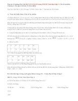 Giải bài 11,12,13,14,15 trang 10 SGK Toán lớp 6 tập 1:Ghi số tự nhiên