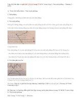 Giải bài 1,2,3 ,4,5 trang 73 SGK Toán 6 tập 2: Nửa mặt phẳng