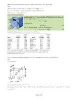 Bài tập cơ sở khoa học vật liệu