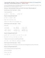 Giải bài 89,90,91, 92,93 trang 43,44 SGK Toán 6 tập 2: Luyện tập phép chia phân số