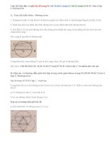 Giải bài 38,39,40 ,41,42 trang 91,92,93 SGK Toán 6 tập 2: Đường tròn