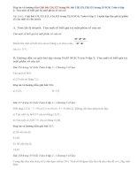 Giải bài 126,127,128 ,129,130,131 trang 54,55 SGK Toán 6 tập 2: Tìm một số biết giá trị một phân số của nó