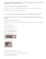 Giải bài 1,2,3 ,4,5 trang 5,6 SGK Toán 6 tập 2: Mở rộng khái niệm phân số