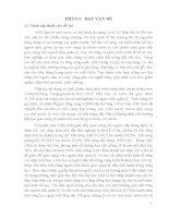 Tìm hiểu tác động của trồng keo lai đến sinh kế của người dân xã châu hạnh   huyện quỳ châu   tỉnh nghệ an