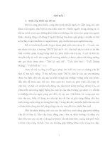 Nhu cầu hỗ trợ tâm lý học đường của học sinh Trung Học Cơ Sở xã Vĩnh khúc, huyện Văn Giang, tỉnh Hưng Yên