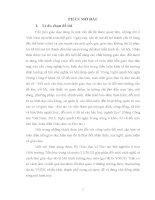 """Thực trạng quản lý lớp học của giáo viên chủ nhiệm theo mô hình trường học mới ở các trường Tiểu học Huyện Nghĩa Hưng – Tỉnh Nam Định """""""