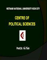 Bài giảng triết học   lịch sử triết học phương tây