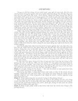 Báo Cáo Tài Chính Với Việc Phân Tích Tình Hình Tài Chính Của Doanh Nghiệp - Cty Xà Phòng Hà Nội