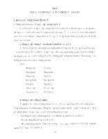 Giáo trình tiếng việt thực hành (dành cho học sinh hệ trung học)  phần 2