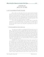 Giáo trình một số vấn đề về làng xã cổ truyền việt nam (chuyên đề dành cho sinh viên ngành lịch sử)  phần 2