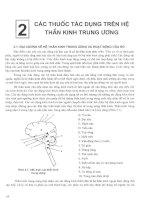 Giáo trình hóa dược và kỹ thuật tổng hợp (tập 1)  phần 2   GS TSKH phan đình châu