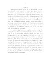 Tieu luan CHỦ NGHĨA MÁC - LÊNIN, TƯ TƯỞNG HỒ CHÍ MINH LÀ NỀN TẢNG TƯ TƯỞNG, KIM CHỈ NAM CHO MỌI HÀNH ĐỘNG CỦA ĐẢNG. Ý NGHĨA TRONG XÂY DỰNG ĐẢNG HIỆN NAY