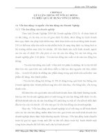 MỘT SỐ GIẢI PHÁP TÀI CHÍNH CHỦ YẾU NHẰM GÓP PHẦN NÂNG CAO HIỆU QUẢ SỬ DỤNG VỐN LƯU ĐỘNG  Ở CÔNG TY CỔ PHẦN QUỐC TẾ SƠN HÀ