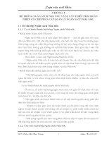 Hoàn thiện cơ chế phân cấp quản lý Ngân sách Nhà nước trên địa bàn quận Kiến An