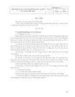 Giáo trình nghề Hàn  Môn học 08: Dung sai lắp ghép và đo lường kỹ thuật (Phần 2)