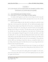 MỘT SỐ GIẢI PHÁP NHẰM NÂNG CAO HIỆU QUẢ SẢN XUẤT KINH DOANH CỦA CÔNG TY TRONG THỜI GIAN TỚI
