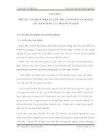 NHỮNG BIỆN PHÁP KINH TẾ-TÀI CHÍNH CHỦ YẾU NHẰM ĐẨY MẠNHTIÊU THỤ SẢN PHẨM,TĂNG DOANH THU TẠI CÔNG TY CPTB