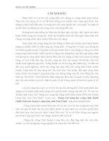 Luận Văn Nâng Cao Năng Lực Công Chức Hành Chính Huyện Lương Sơn