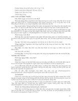 TƯƠNG TÁC THUỐC VÀ CHÚ Ý KHI CHỈ ĐỊNH TRANG 303 TỚI485