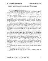 Đồ án lò quay xi măng phương pháp khô   tài liệu, ebook, giáo trình