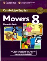 Tests movers 8 book