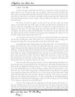 đề tài nghiên cứu khoa học: TÌM HIỂU SỰ PHÁT TRIỂN THỂ CHẤT CỦA HỌC SINH LỚP 10 TRƯỜNG TRUNG HỌC PHỔ THÔNG ĐÔNG HÀ  THỊ XÃ ĐÔNG HÀ  TỈNH QUẢNG TRỊ THEO TIÊU CHUẨN RÈN LUYỆN THÂN THỂ